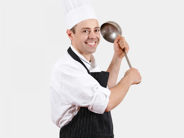Luca Rondi - Executive Chef
